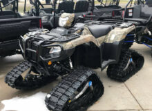 New 7 Honda FourTrax Foreman Rubicon 7x7 Automatic DCT EPS ...