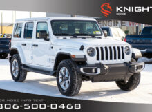 New 7 Jeep Wrangler Unlimited Sahara 7WD Convertible
