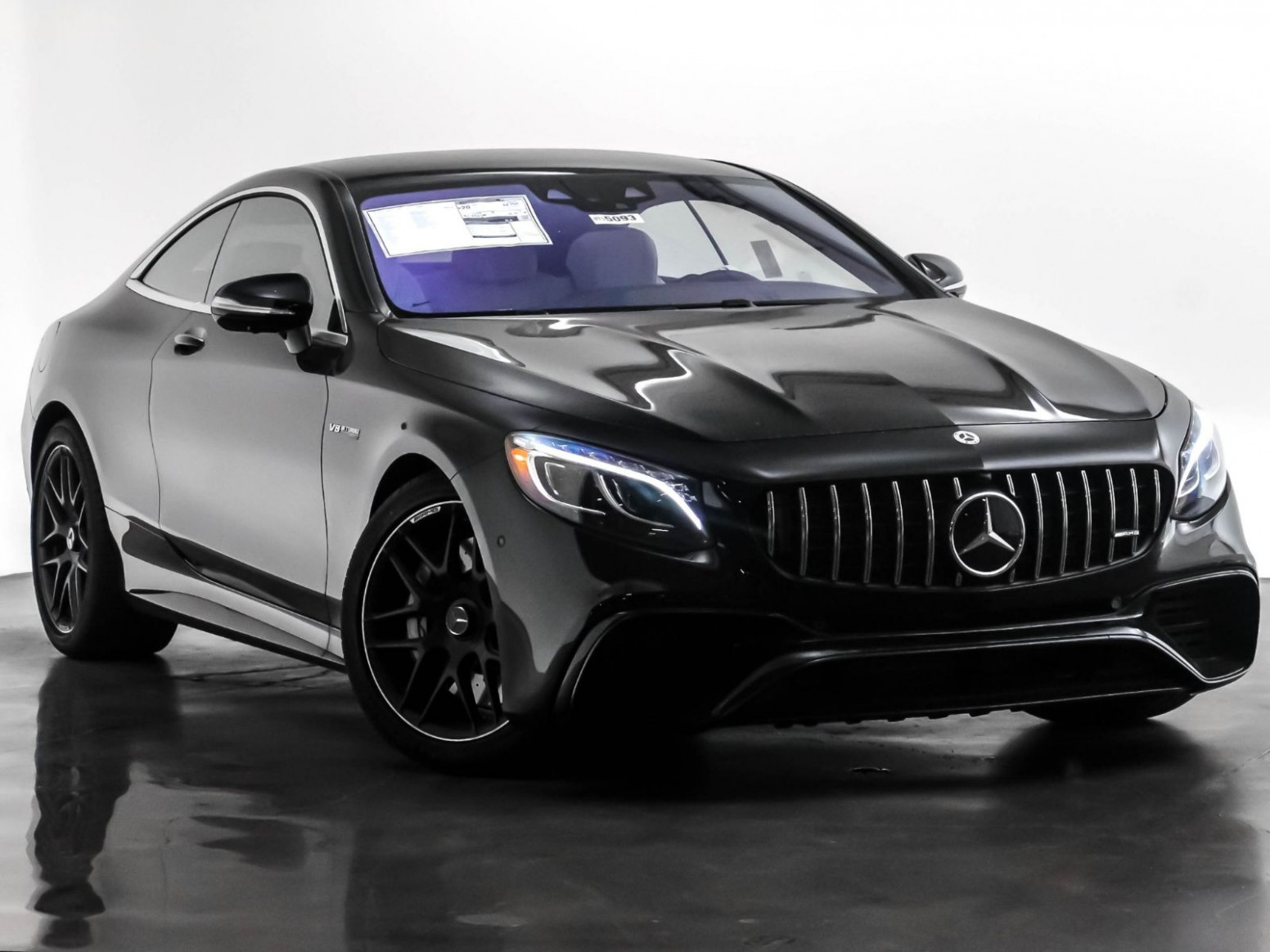 New 7 Mercedes-Benz S-Class AMG® S 7 Coupe in Newport Beach ..