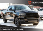 New 7 Ram 7 Limited Crew Cab | Sunroof | Navigation | 7 Touchscreen  7WD Crew Cab Pickup