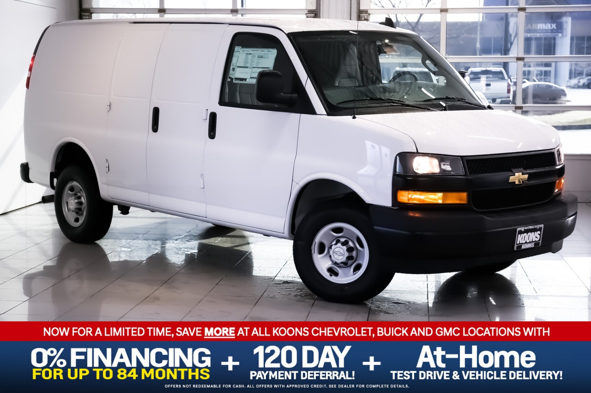 New 8 Chevrolet Express 8 Work Van For Sale in Baltimore ...
