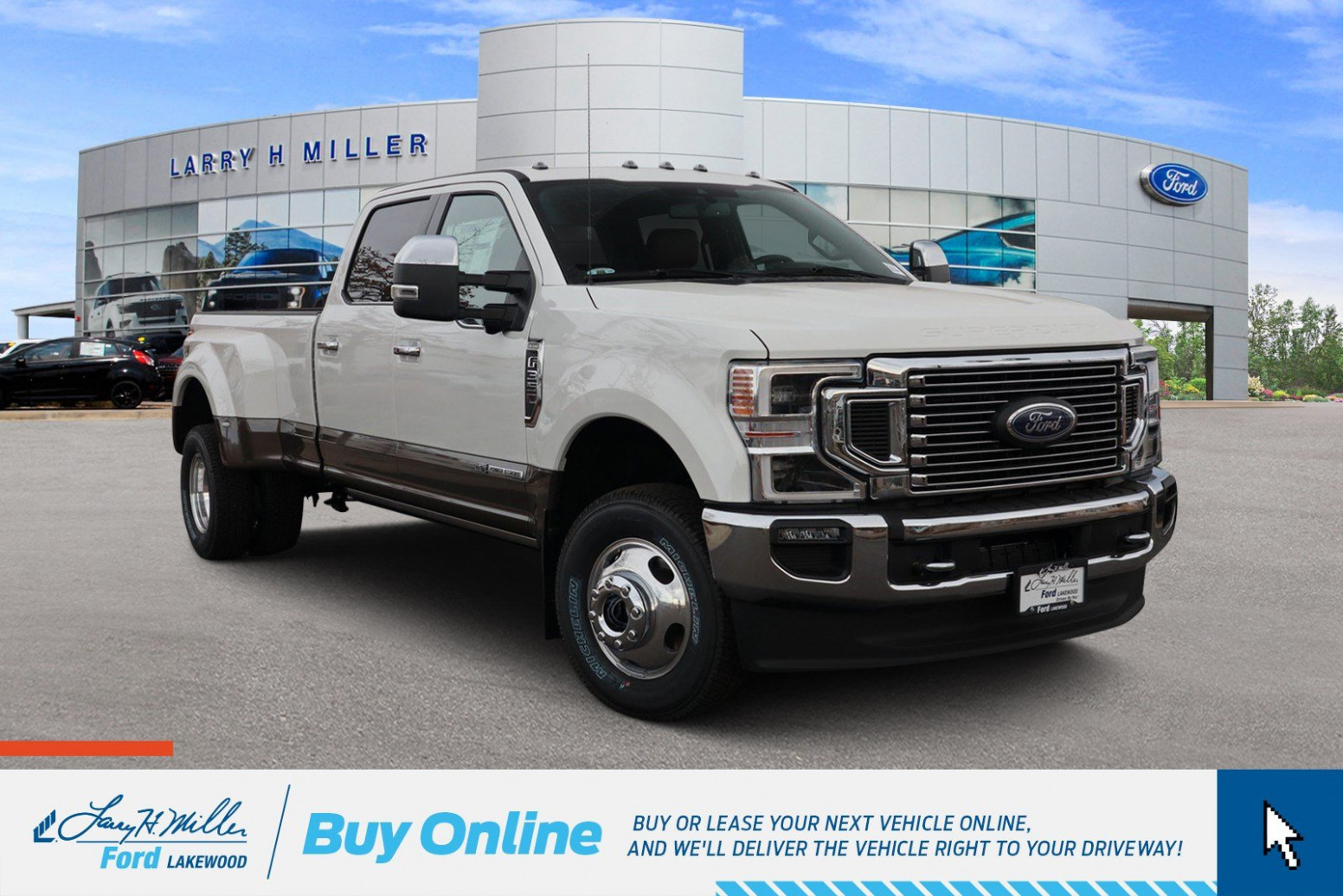 New 8 Ford F-8 F-8 King Ranch For Sale in Denver | Stock ...