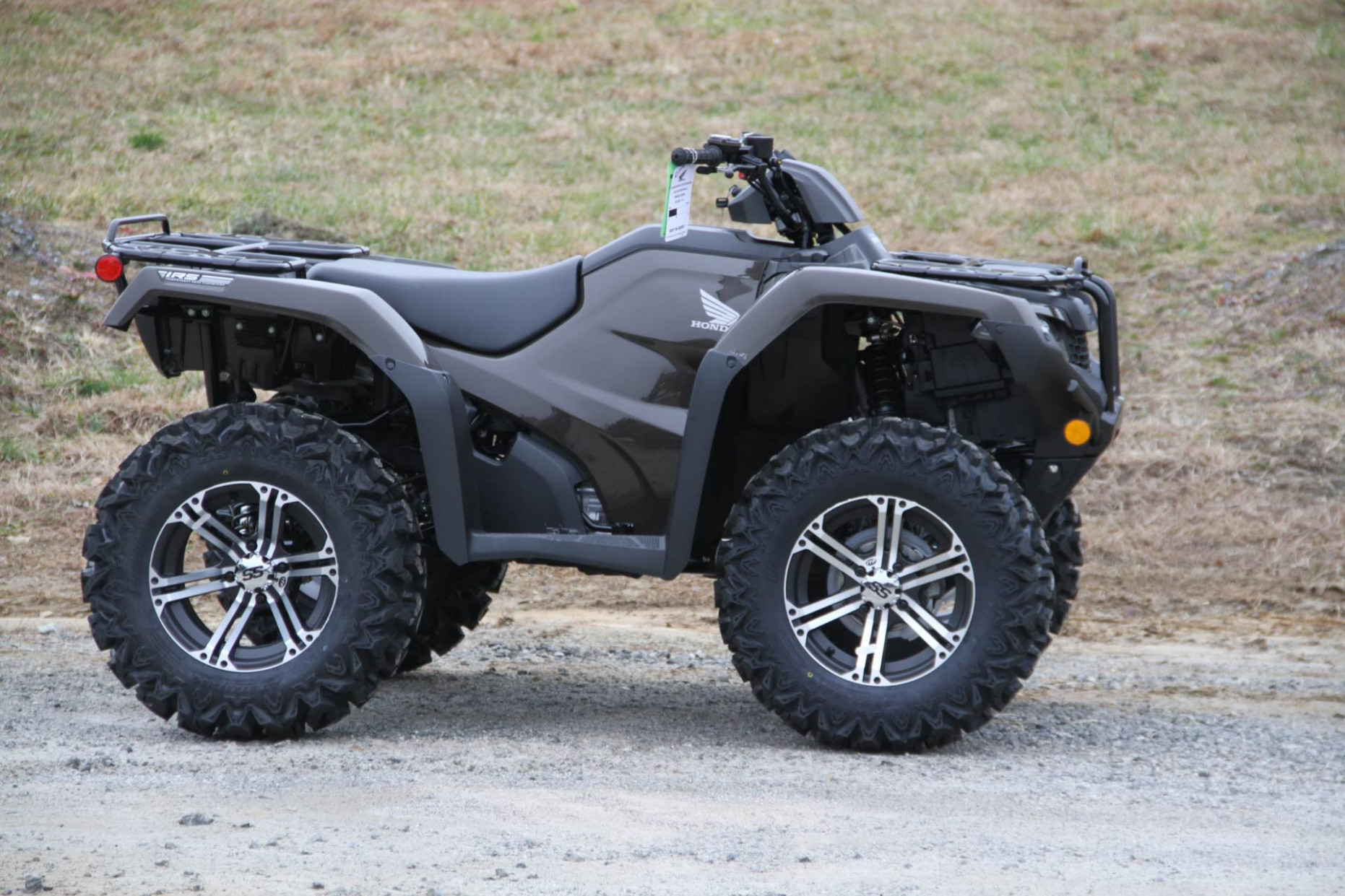 New 8 Honda FourTrax Rancher 8x8 Automatic DCT IRS EPS ATVs in ..