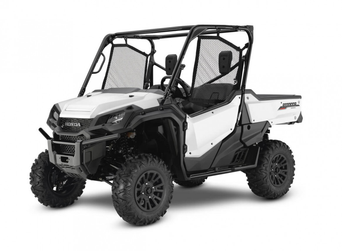 NEW 8 Honda Pioneer 8 Deluxe Review / Specs + Changes Explained!