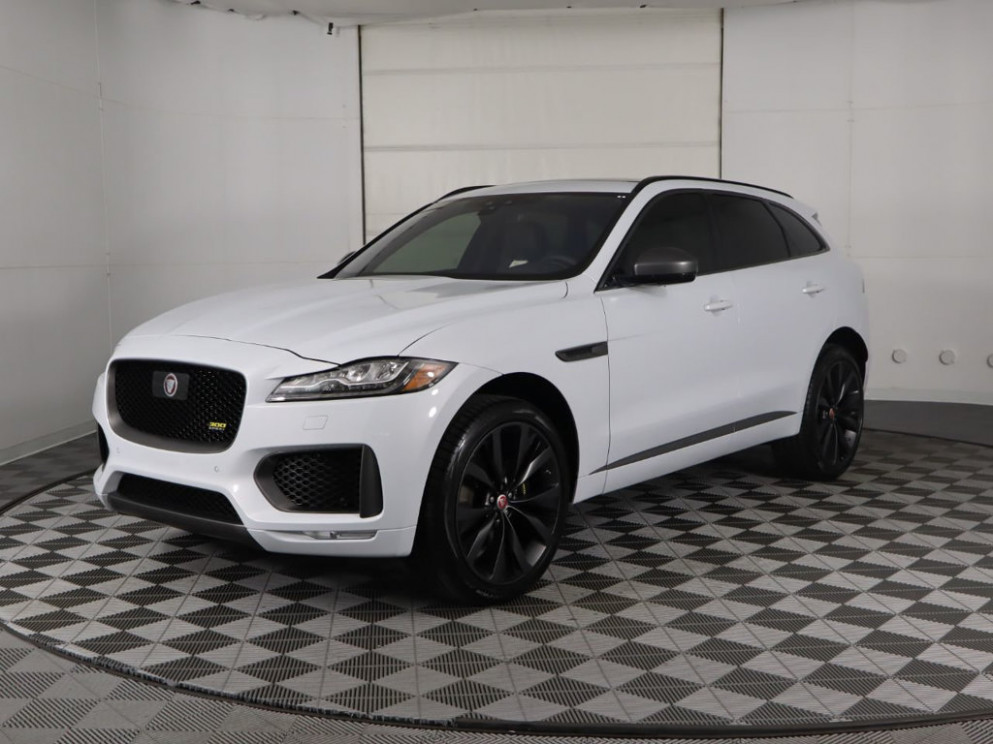 New 8 Jaguar F-PACE 8 Sport Limited Edition AWD With Navigation & AWD - 2020 white jaguar f pace