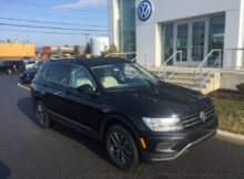 New 8 Volkswagen Tiguan 8.8T SE 8MOTION AWD