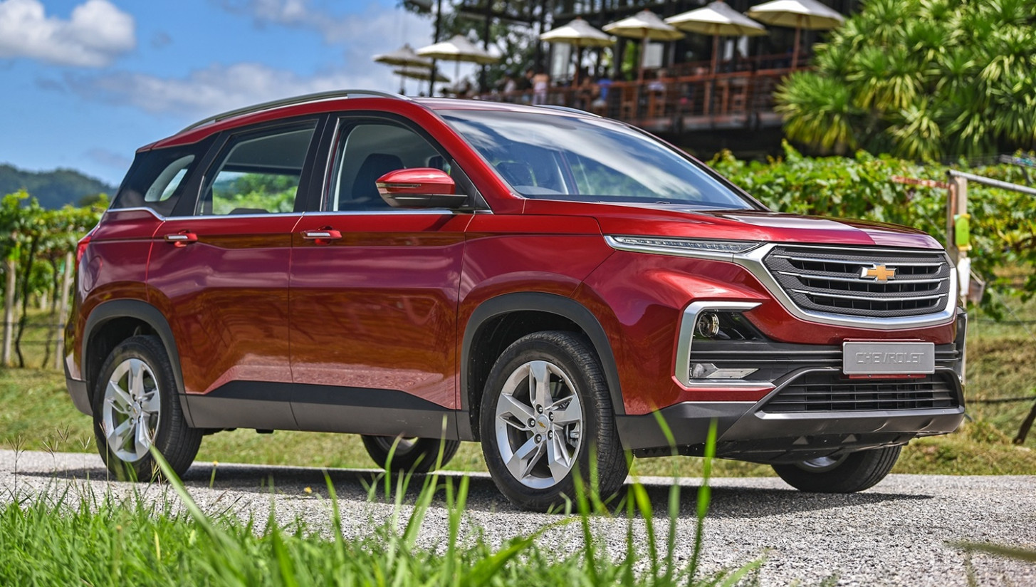 New Chevrolet Captiva Now Available In The Middle East | GM Authority - chevrolet family 2020