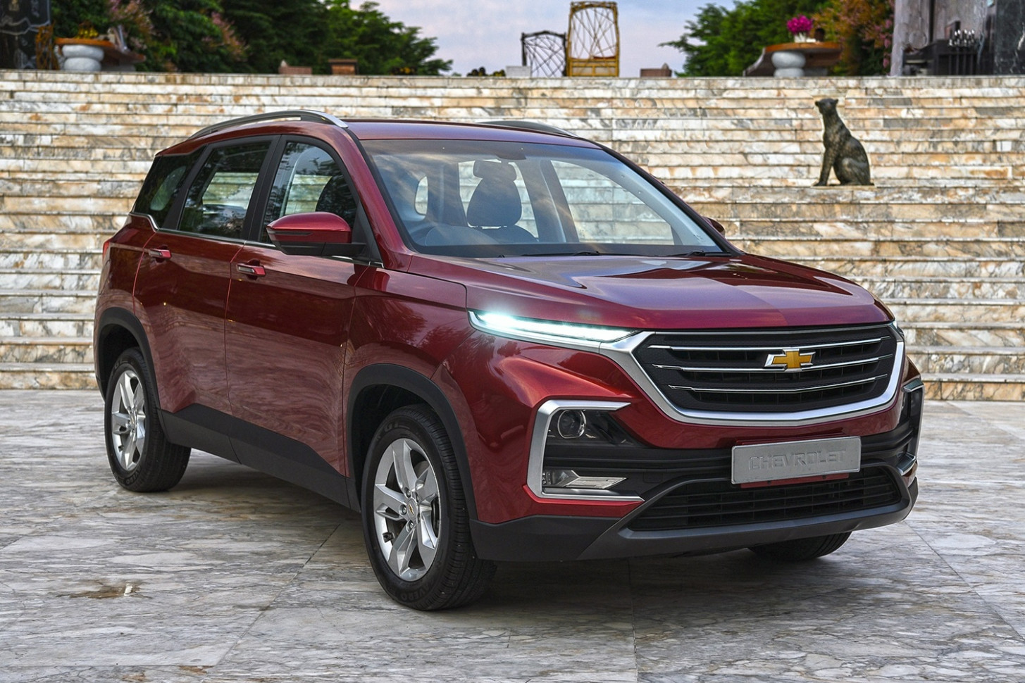 New Chevrolet Captiva Now Available In The Middle East | GM Authority - chevrolet new captiva 2020