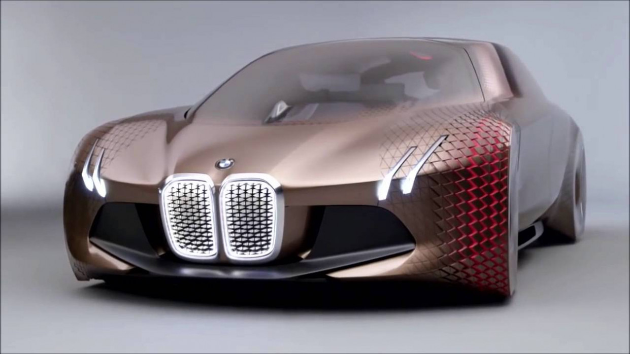 New Concept Of Future Bmw Car in 8 - YouTube