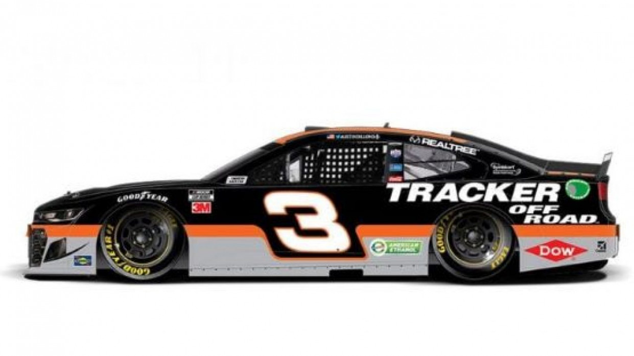 New For 8 NASCAR Paint Schemes Released | GM Authority - chevrolet nascar 2020