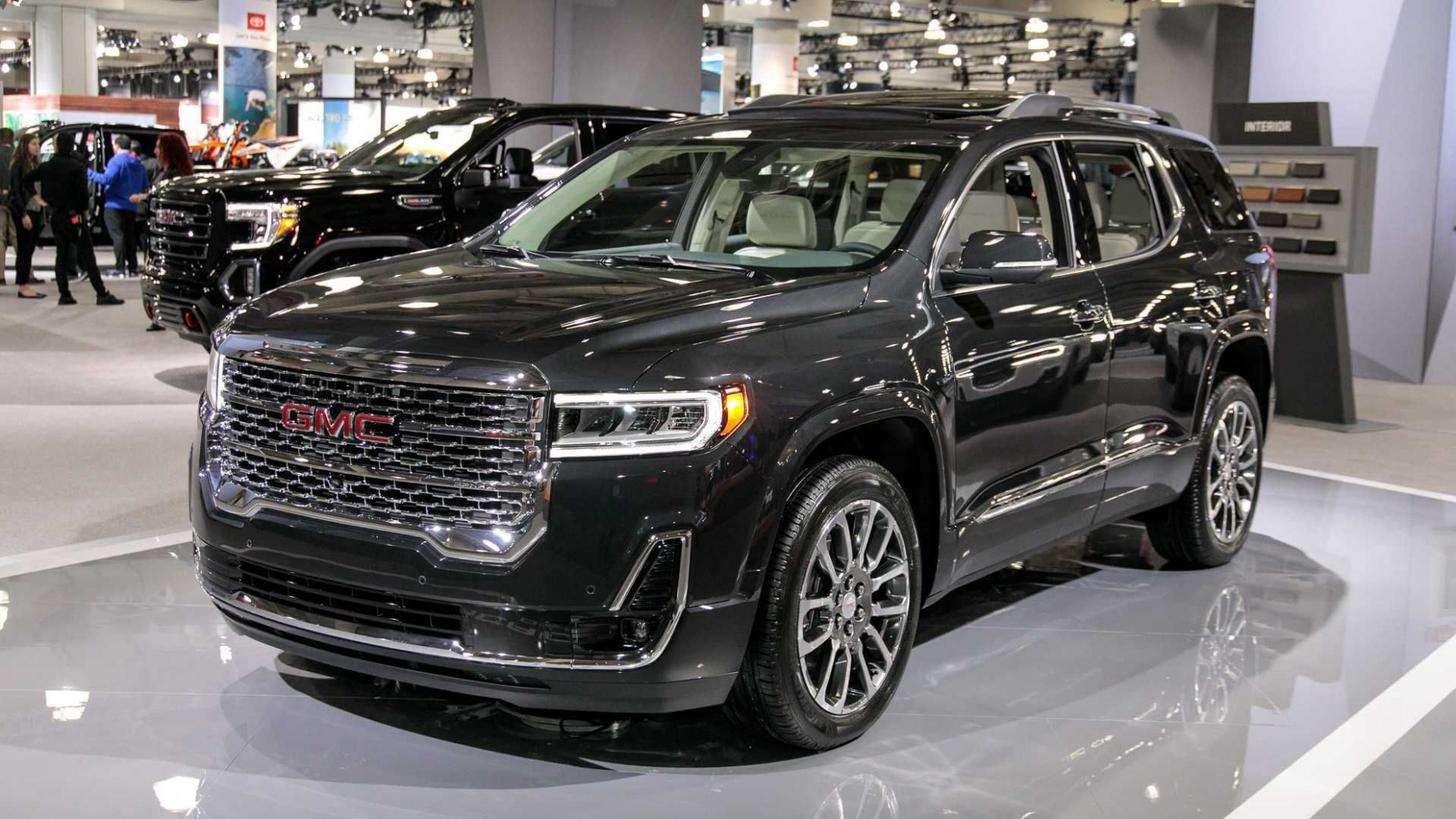 New Gmc Acadia 7 Worth and Launch date in 7 (With images ..
