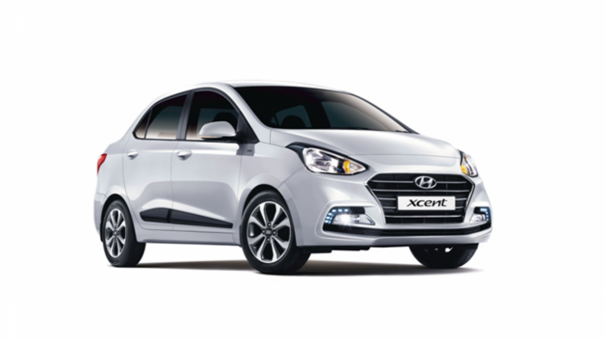 New Hyundai Xcent 7: Updated With Revised Design, More Power - hyundai xcent 2020