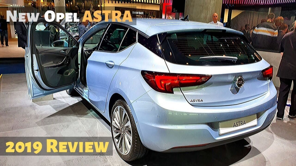 New Opel ASTRA 6 Review Interior Exterior