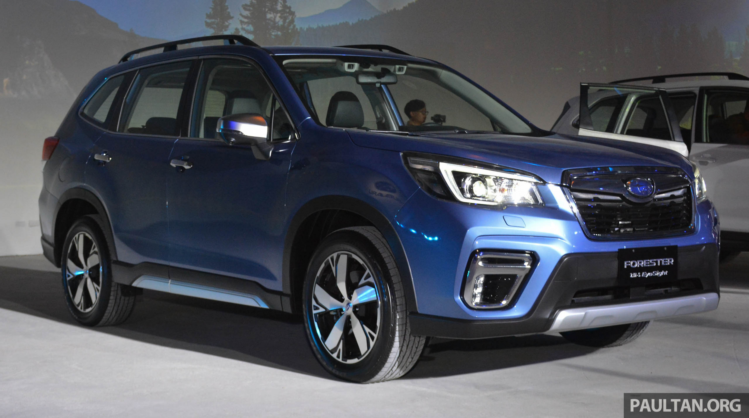 New Subaru Forester coming to Malaysia in mid-8 with EyeSight ..