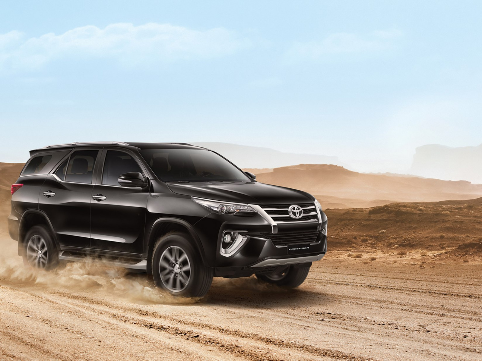 New Toyota Fortuner 7 Cars for Sale in the UAE | Toyota - toyota fortuner 2020 interior