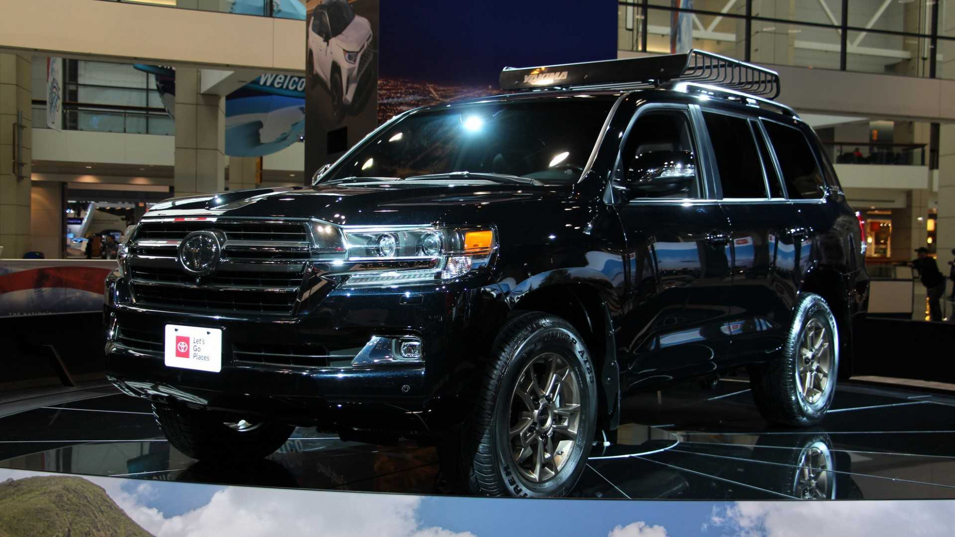 New Toyota Land Cruiser Rumored For August Debut With Hybrid Power