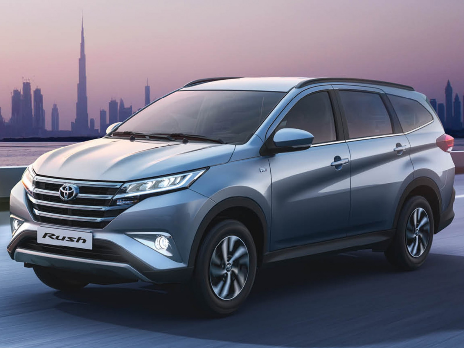 New Toyota Rush 7 for Sale in the UAE | Toyota - 2020 toyota deals