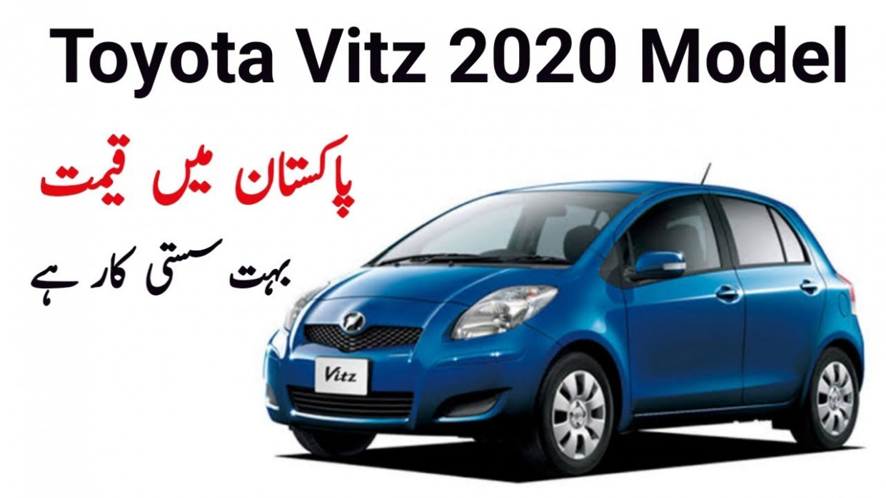 New Toyota Vitz 7 Model Launch and Price in Pakistan || Next ...
