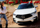 Off-Road, Torture Test! // 8 Acura RDX A-Spec AWD Review