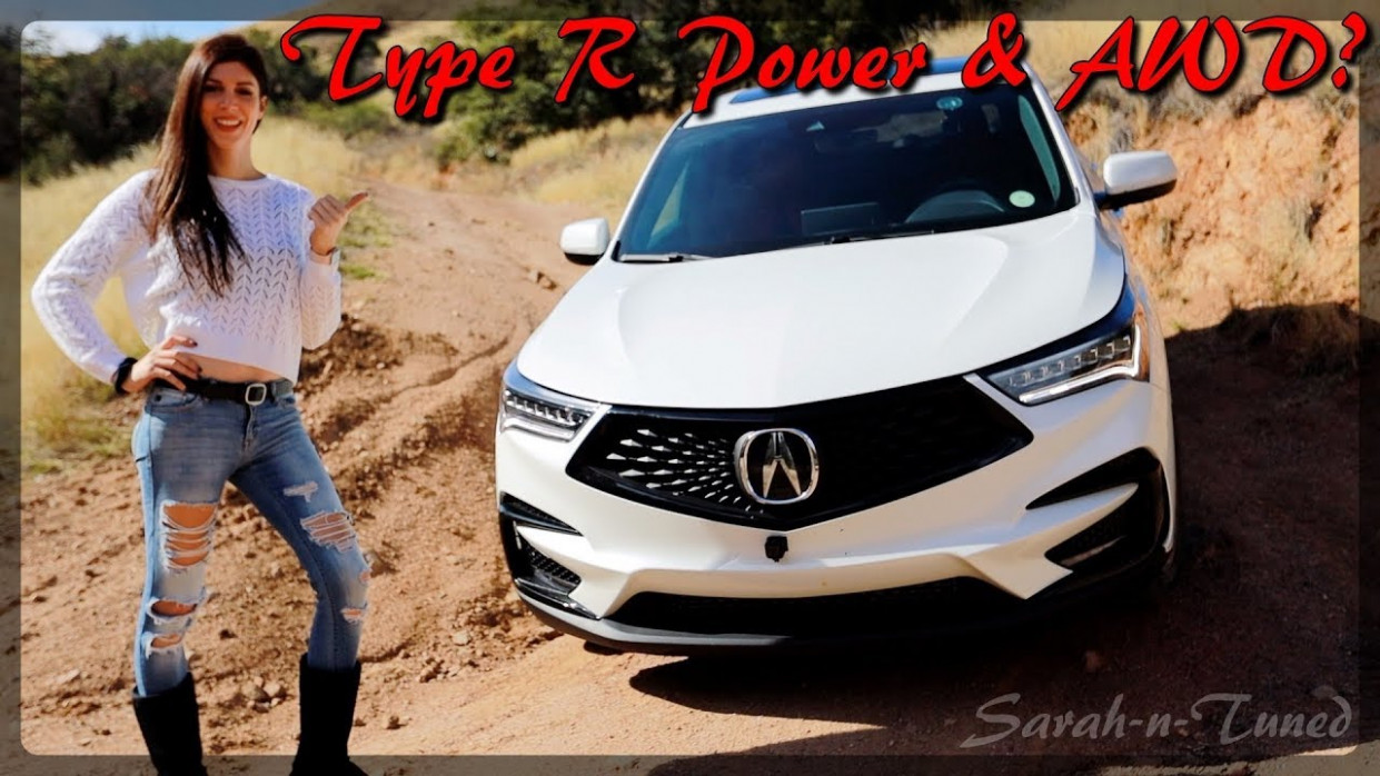 Off-Road, Torture Test! // 8 Acura RDX A-Spec AWD Review - 2020 acura rdx review youtube