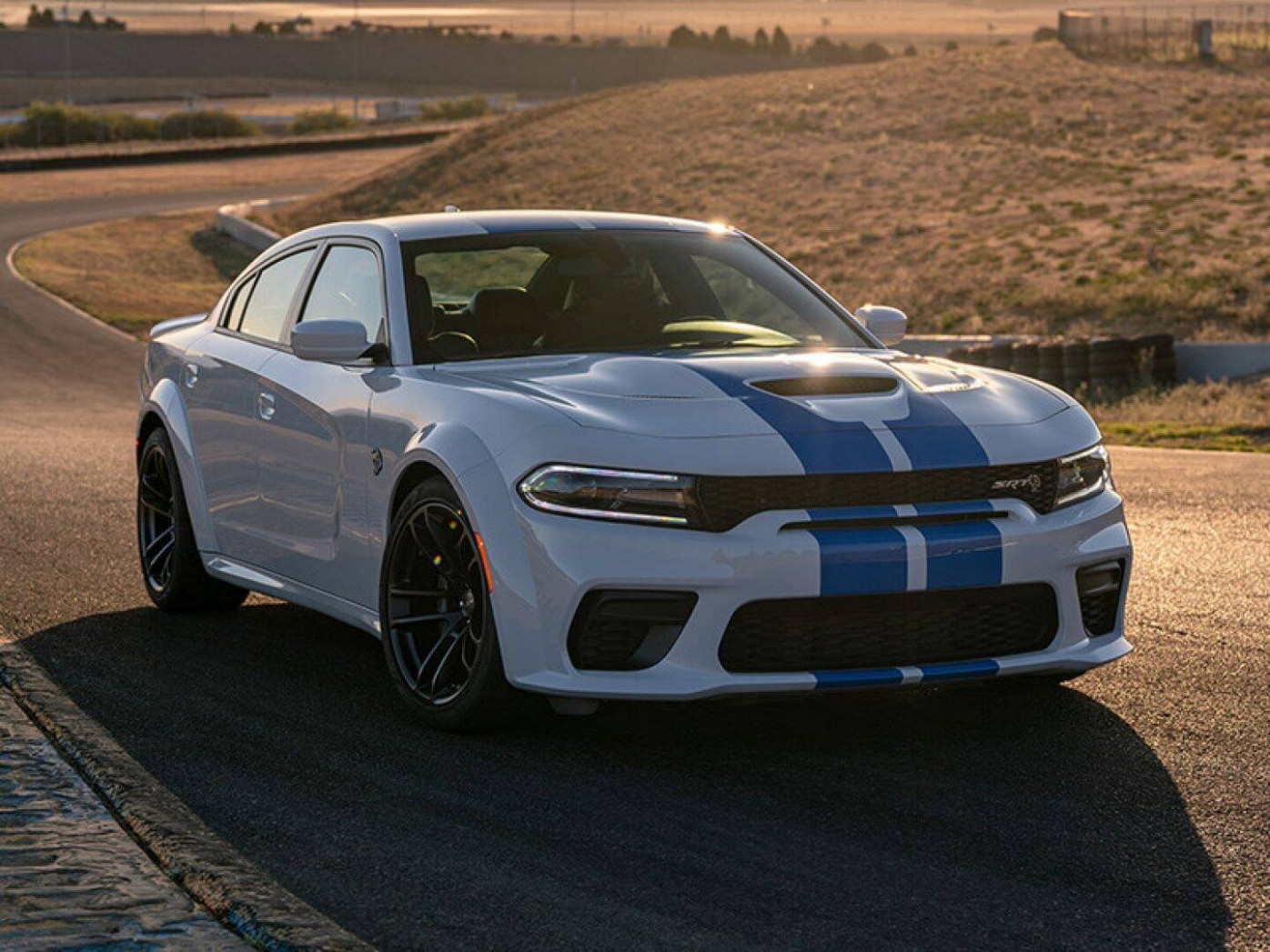 Official 8 Dodge Charger | SRT® & More