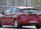 Opel Astra Facelift Sheds Some Camo In New Spy Photos