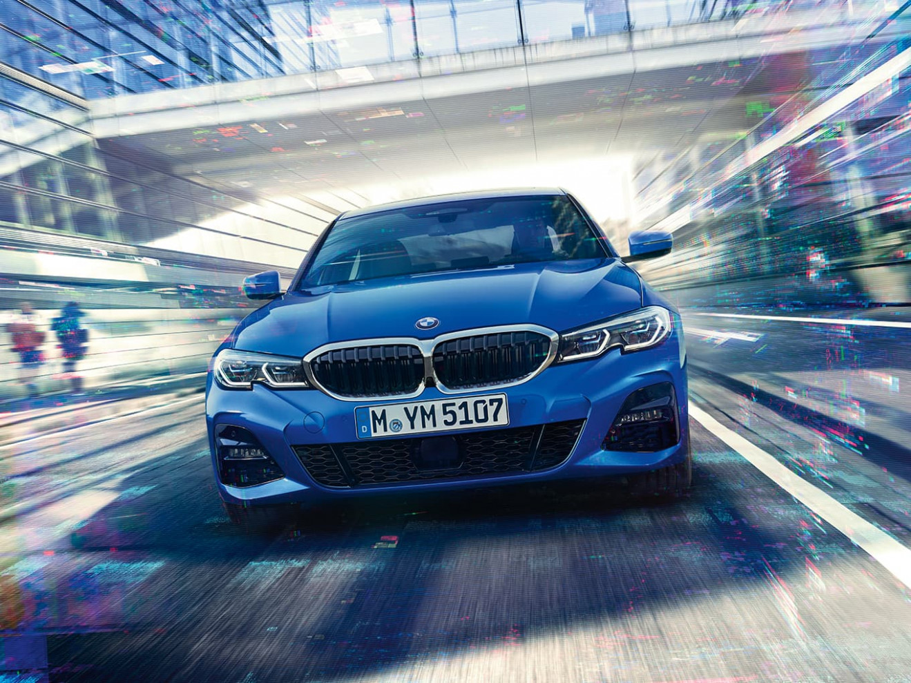 Overview of the main driver assistance systems | BMW