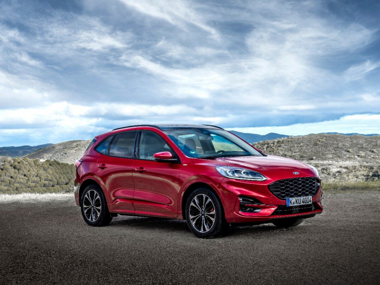 Photos] New Ford Kuga Launching in Europe - The News Wheel