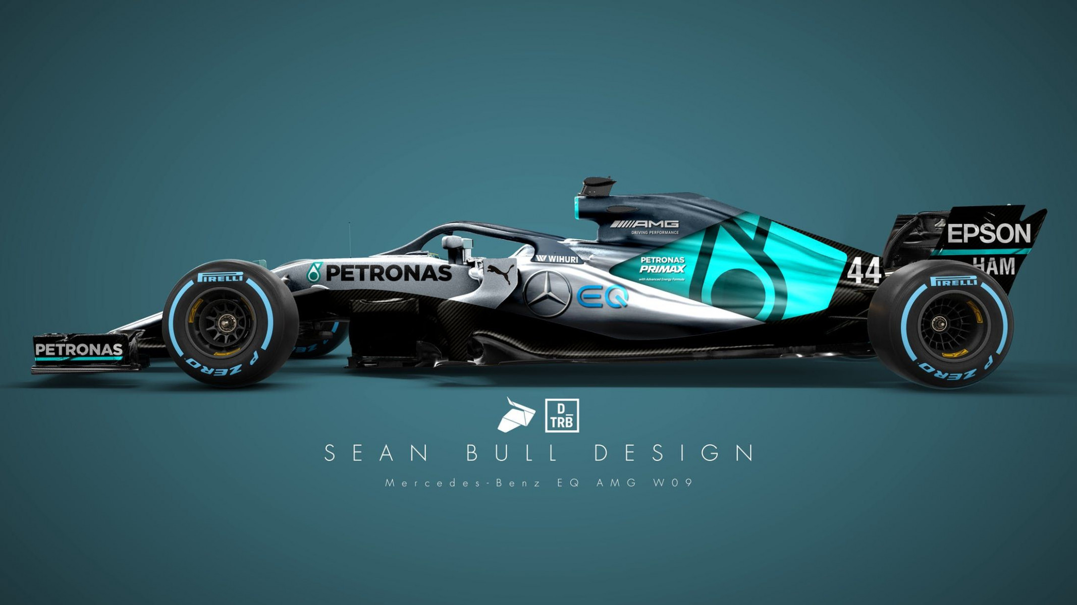 Pin by ElseWorldDesign on Formula 8 | Mercedes, Racing posters ...