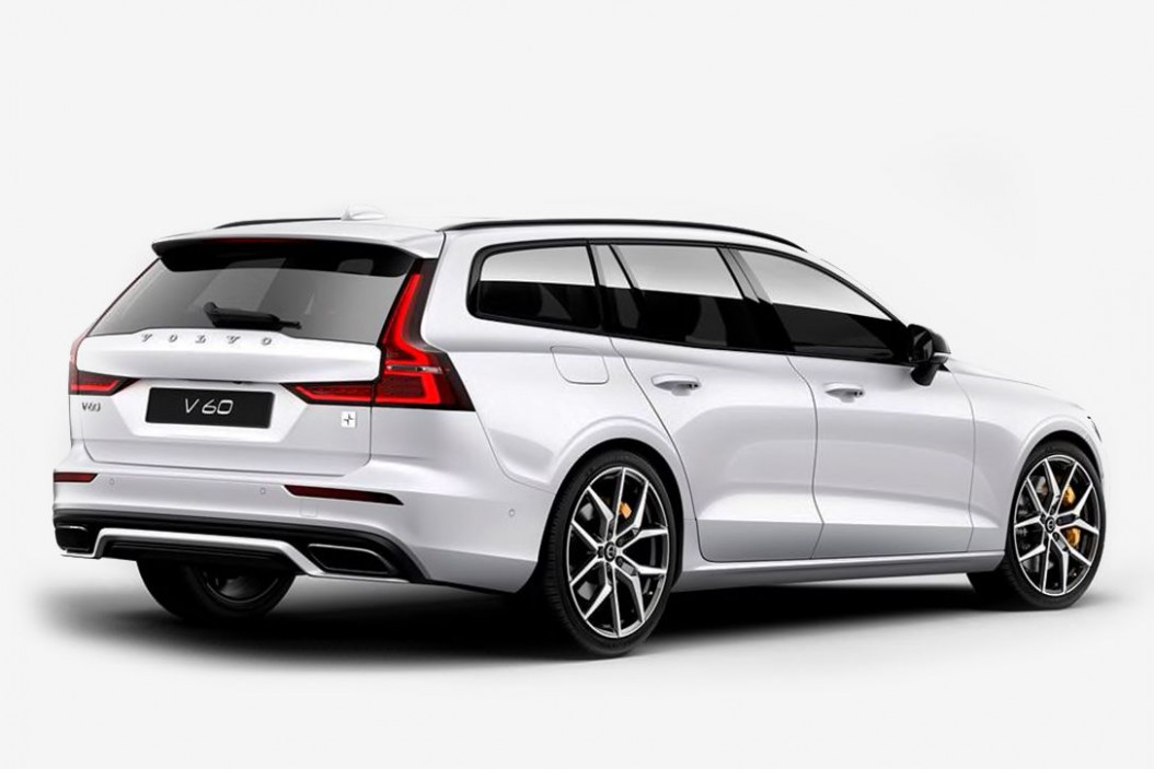 Polestar's 6 Volvo V6 T6 Is A Supercharged 6-HP Shooting ...