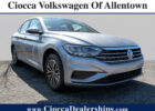 Pyrite Silver Metallic 8 Volkswagen Jetta for Sale at Ciocca ...