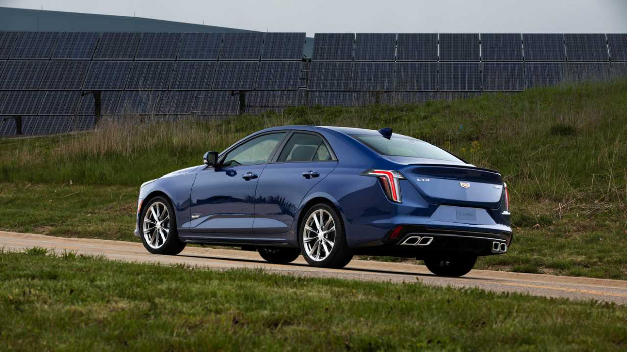 Report: Blackwing Could Replace V As Cadillac's High-Performance Brand