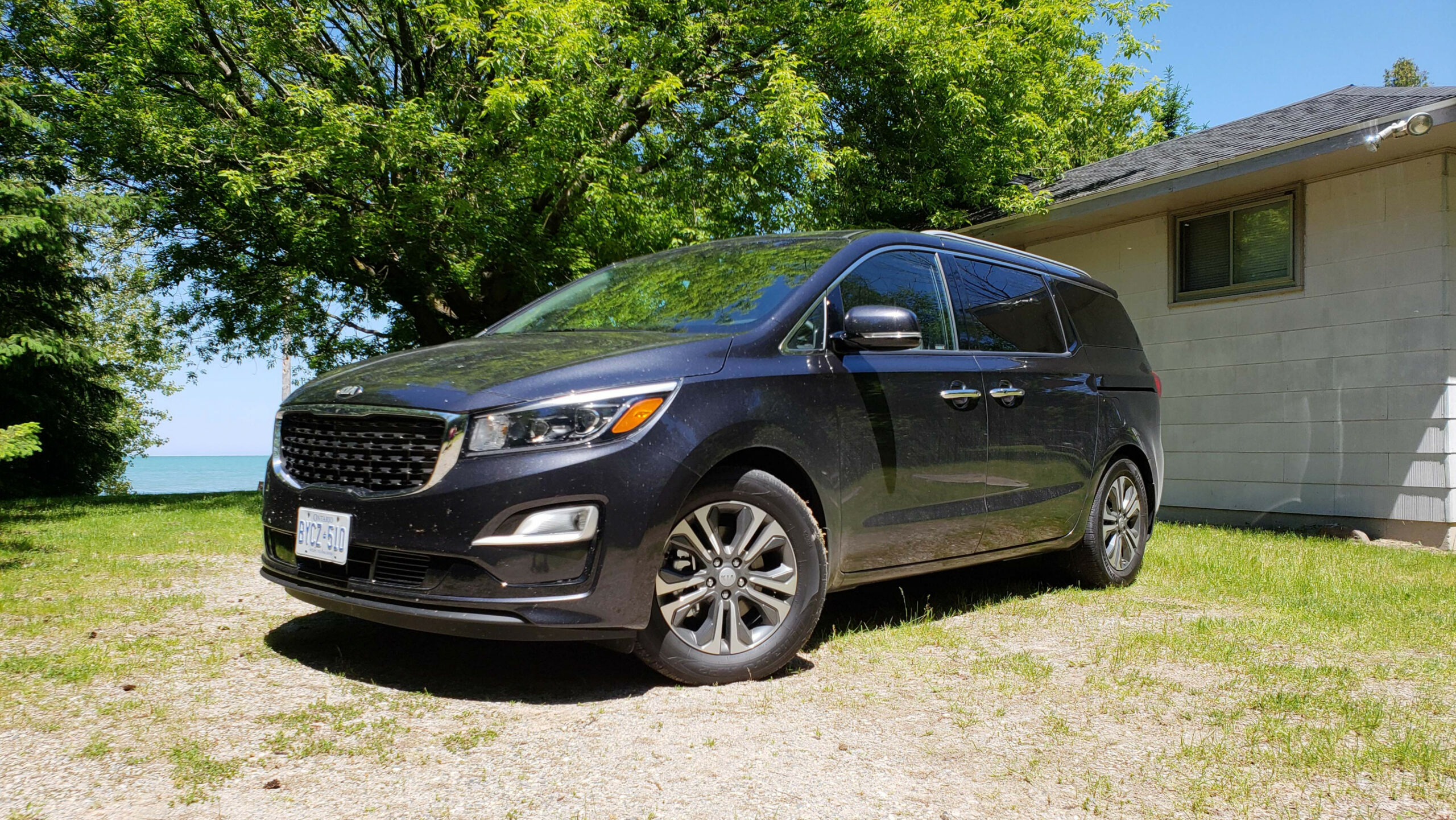 Review: 6 Kia Sedona – WHEELS.ca