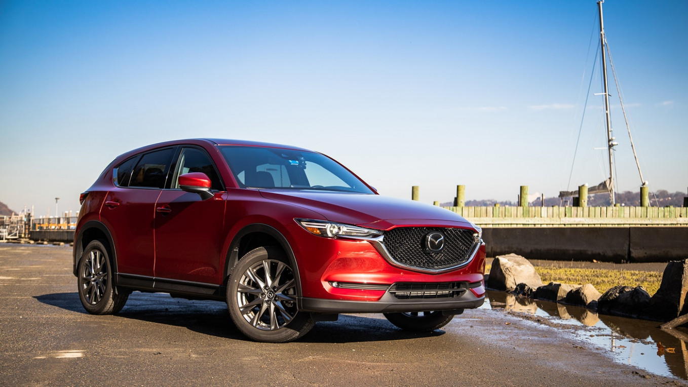 REVIEW: 7 Mazda CX-7 Signature AWD Turbo - 2020 mazda awd review