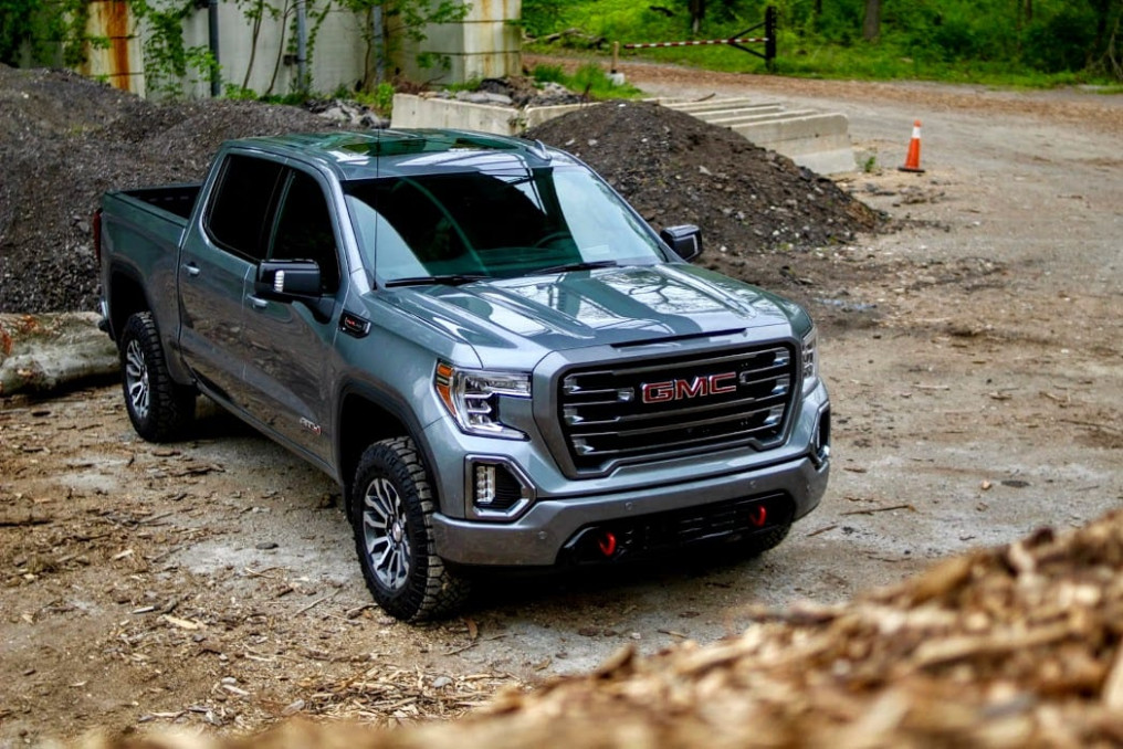 Review: The 6 GMC Sierra AT6 is the off-road truck, refined - 2020 gmc near me