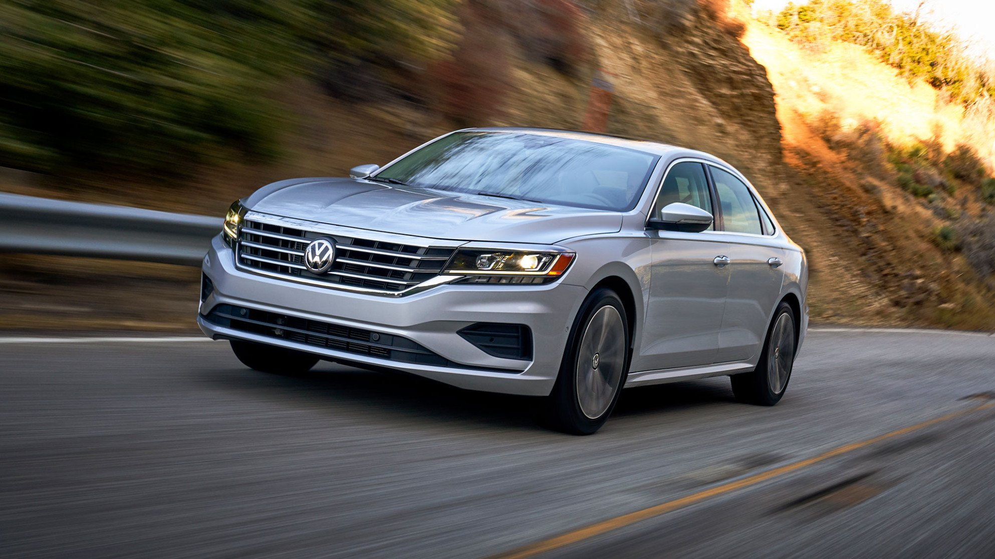 Review: The Improved 8 Volkswagen Passat Is a Missed Opportunity