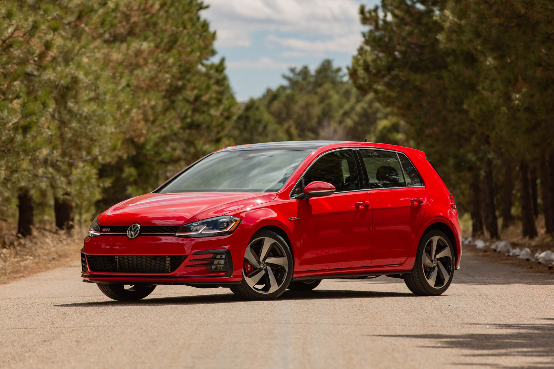 Review update: The 7 Volkswagen GTI's swan song hits all the ...