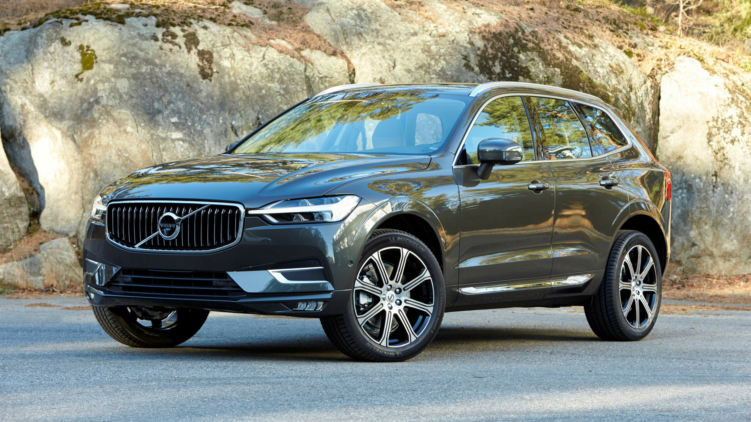 Road test: 8 Volvo XC8 - The National