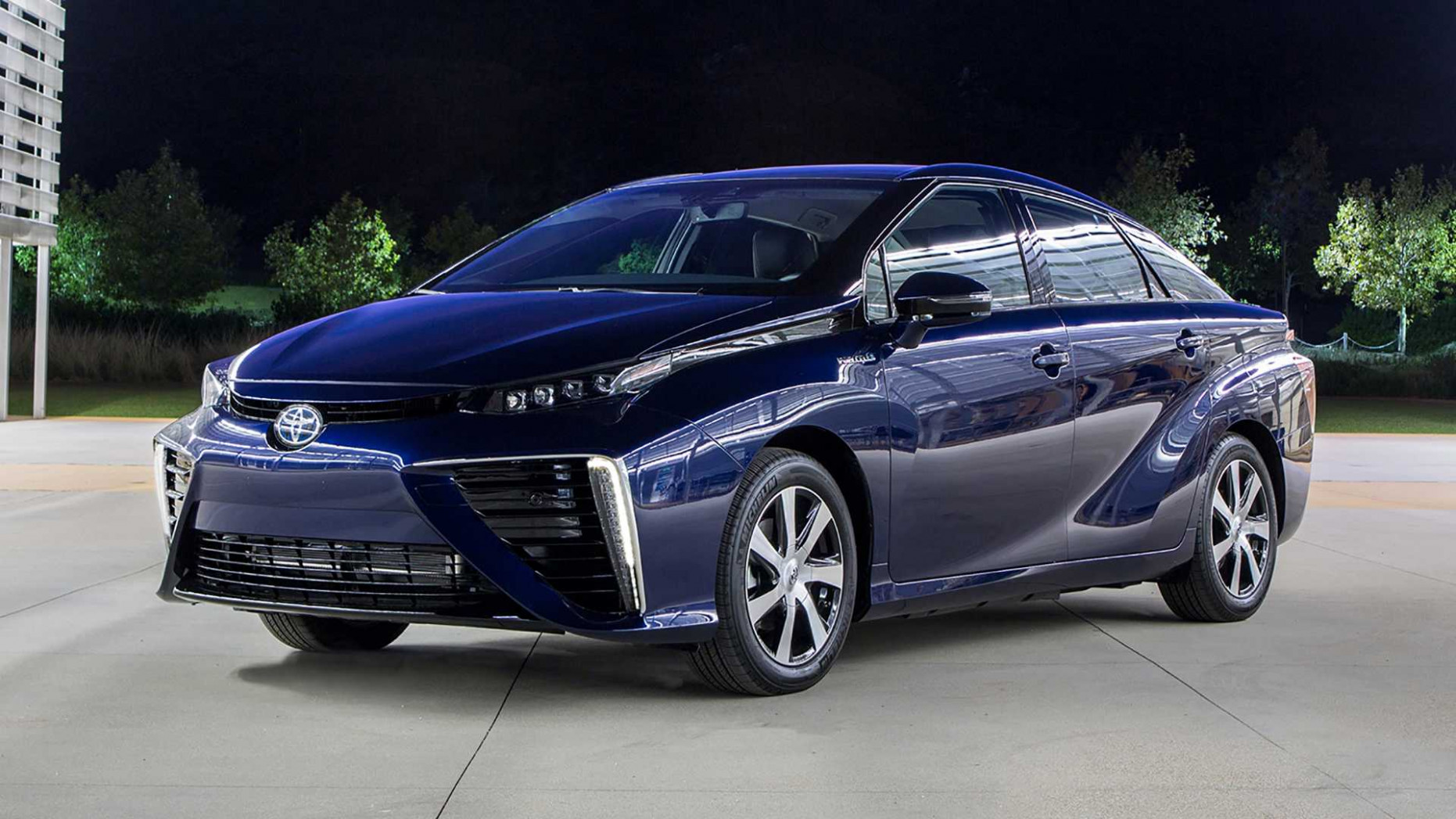 Second-Generation Toyota Mirai Confirmed For 6 Reveal
