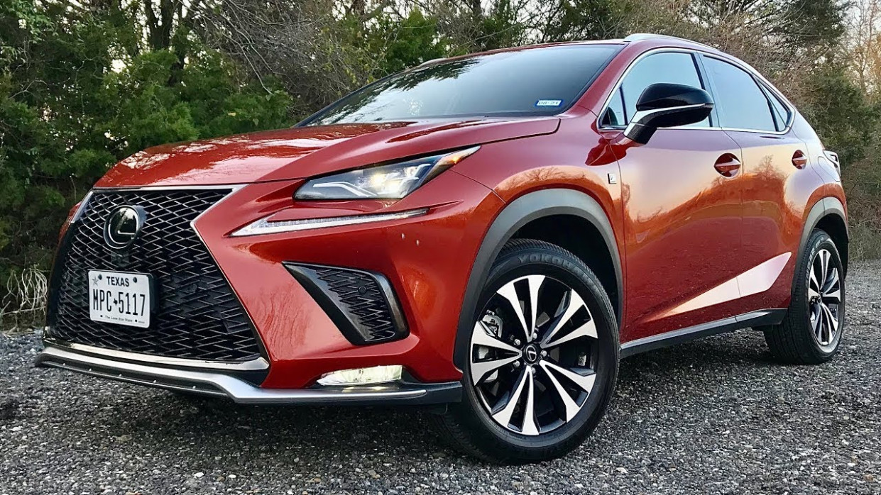 Should You Get This 8 Lexus NX 8 F Sport or WAIT for the Redesigned NX?