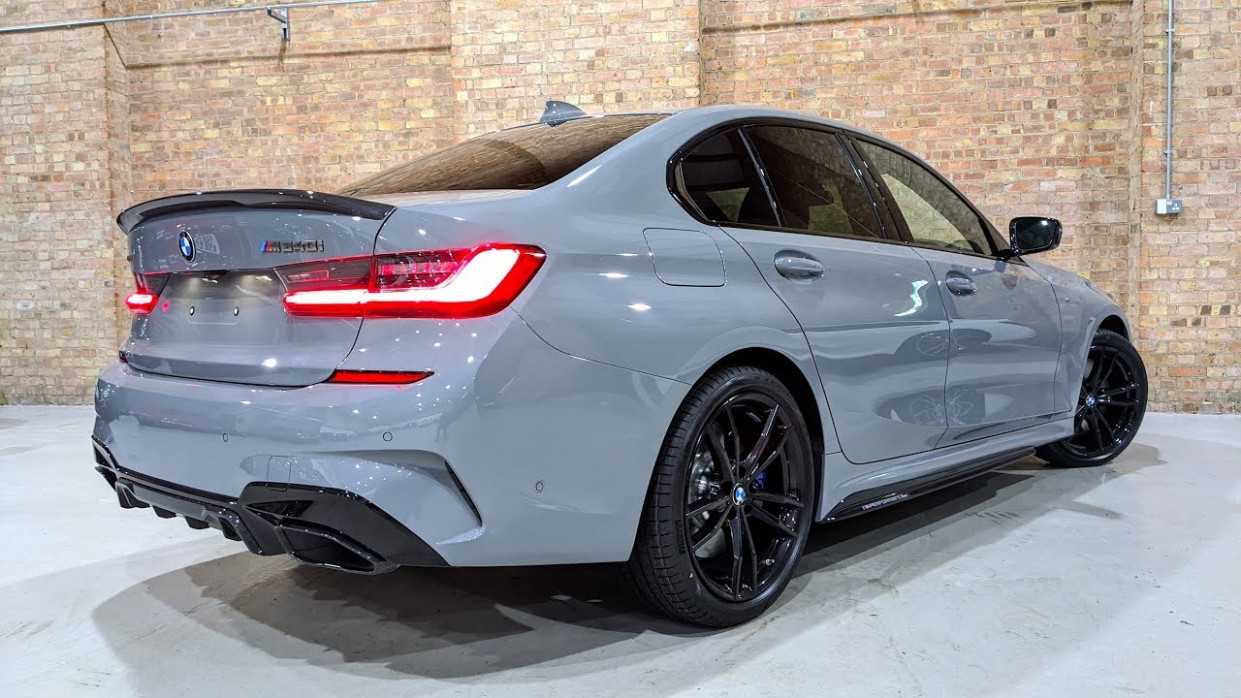 Someone Ordered A BMW M6i In Audi's Nardo Grey And It Looks ...