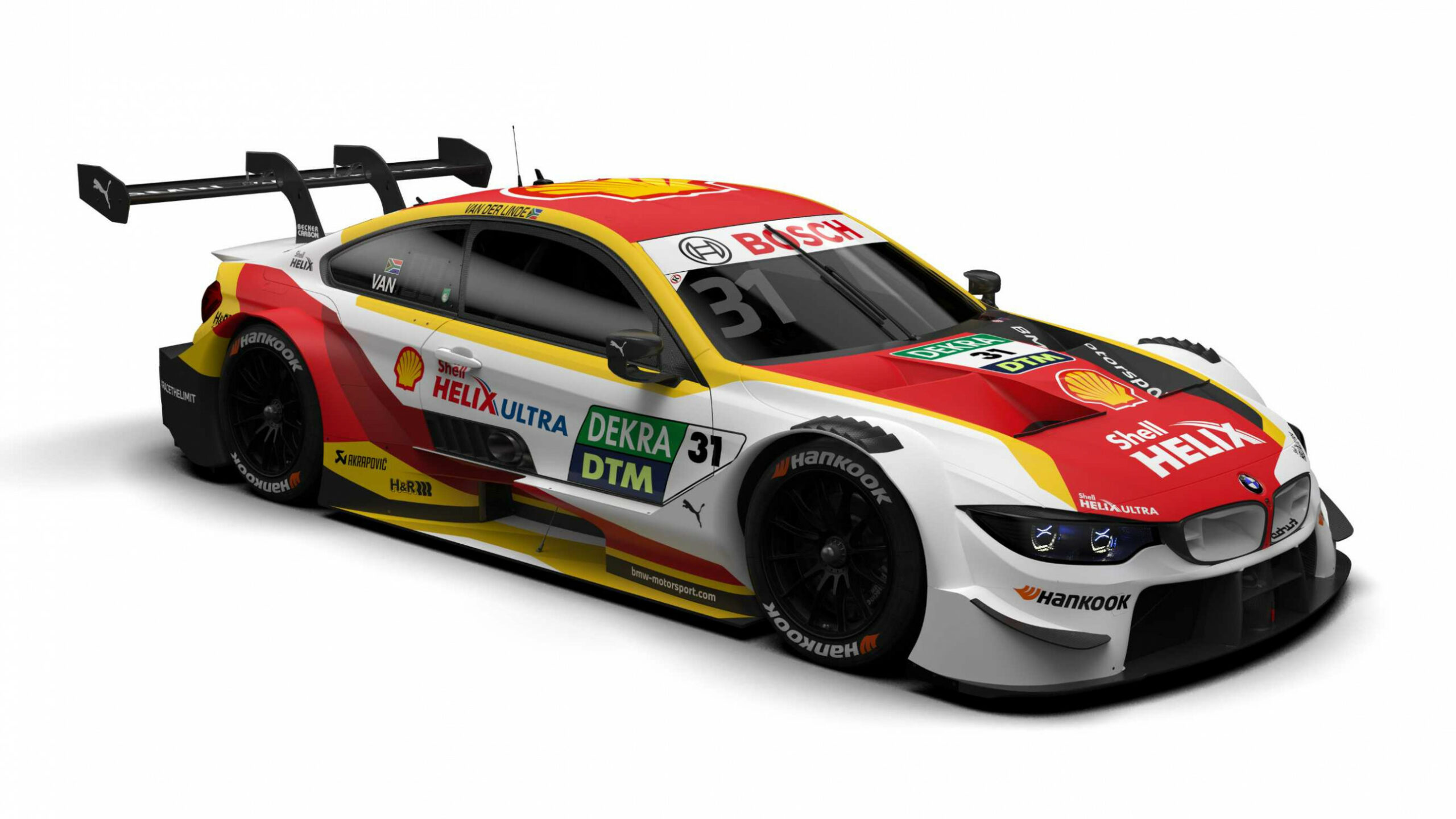 Strong together: BMW M Motorsport and its partners to continue the ...