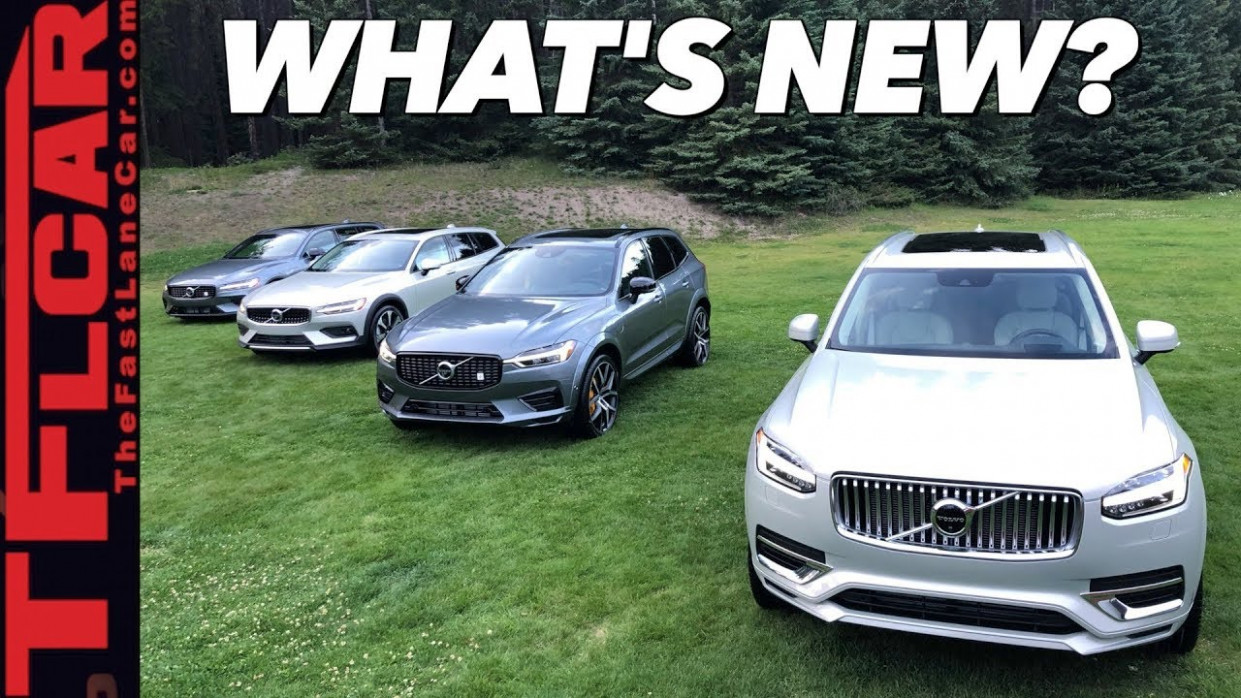 Style And Power! Here's What Is Coming In The 7 Volvo Lineup