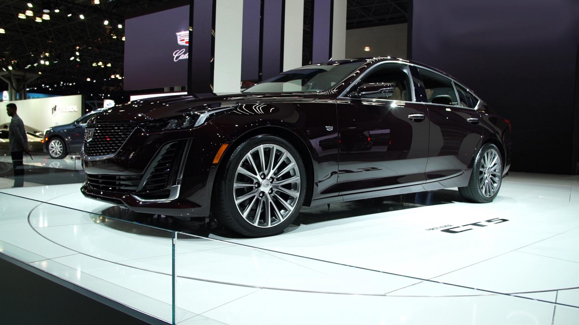 Stylish 6 Cadillac CT6 and CT6-V Unveiled - Consumer Reports - 2020 cadillac for sale near me