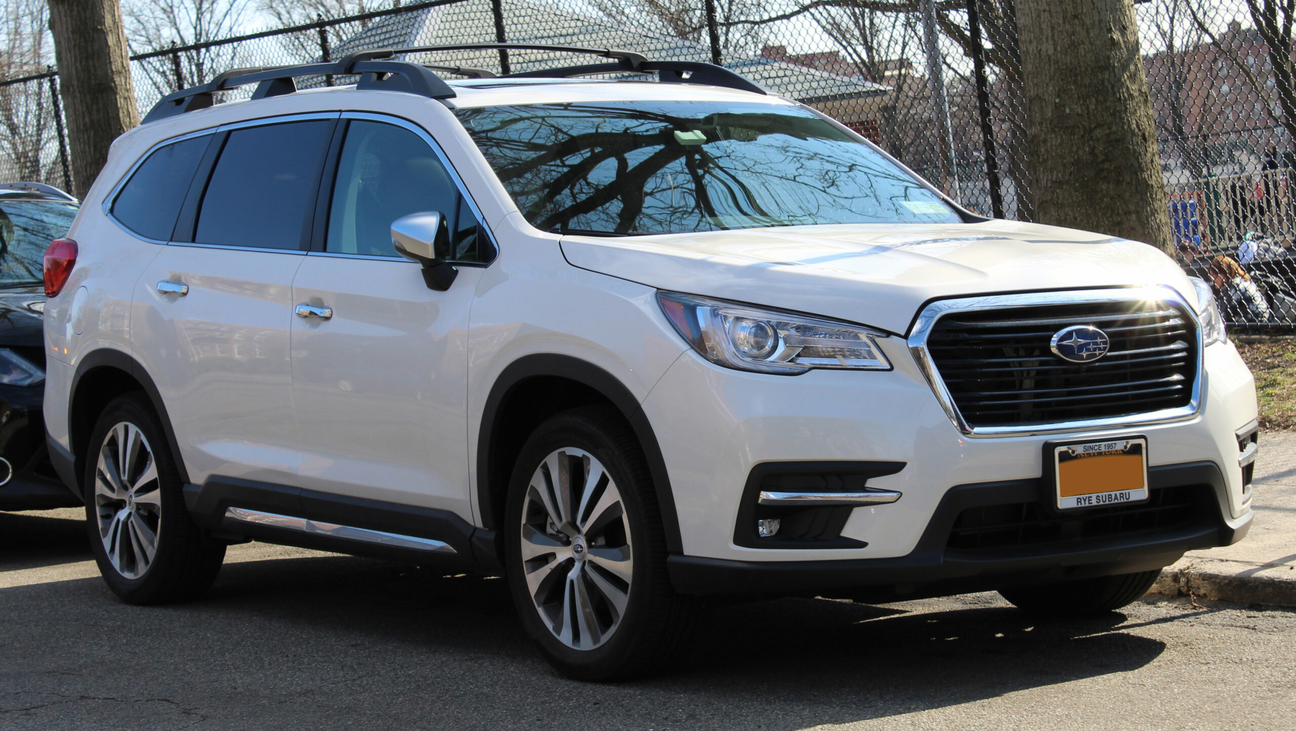 Subaru Ascent - Wikipedia