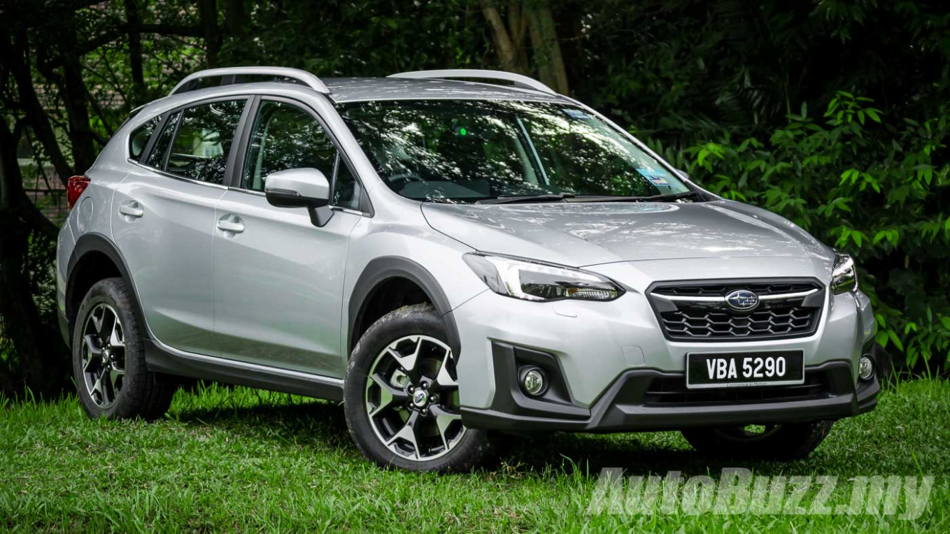 Subaru XV to feature Apple CarPlay & Android Auto connectivity by ...