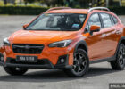 Subaru XV to receive new Panasonic head unit, around view monitor ...