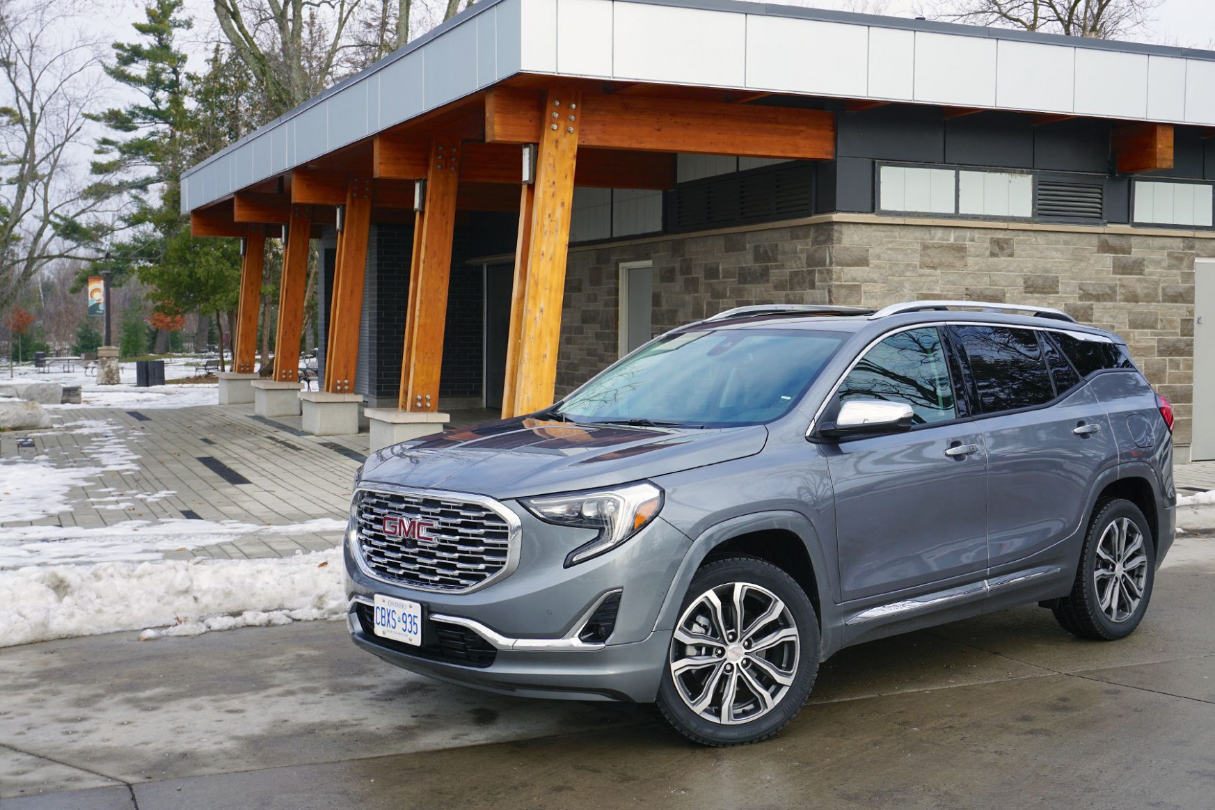 SUV Review: 6 GMC Terrain Denali | Driving