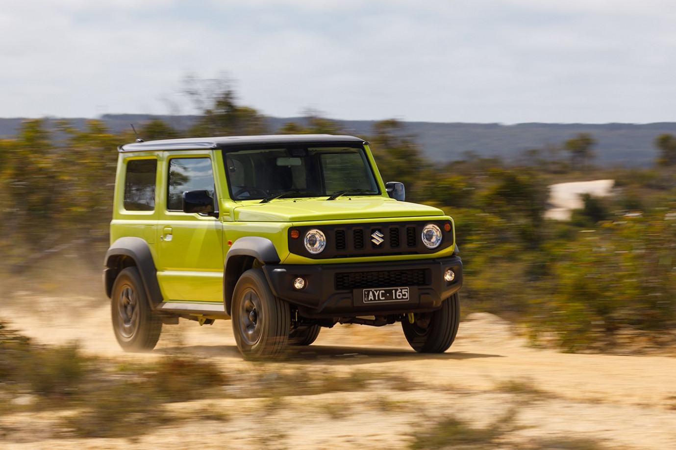 Suzuki Jimny 6 review, price and features