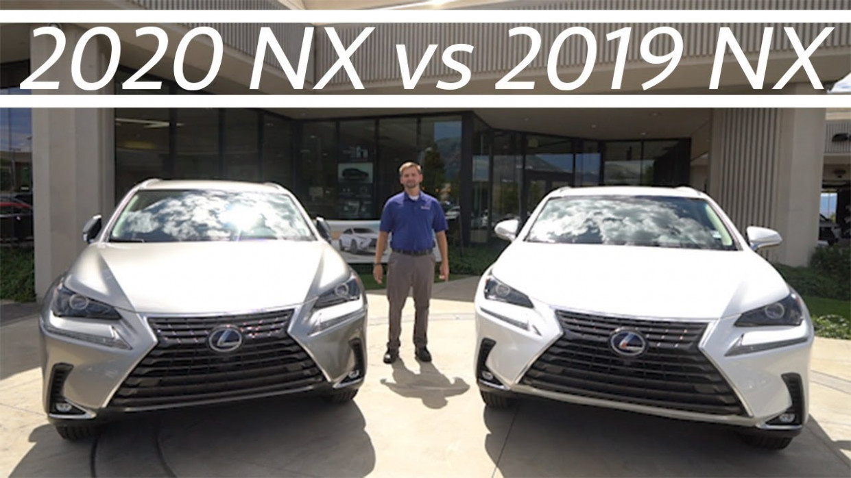 TECH TIP TUESDAY: 6 NX vs 6 NX - lexus nx 2020 vs 2020